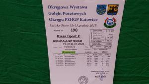 Wystawa Okęgu Katowice 2015